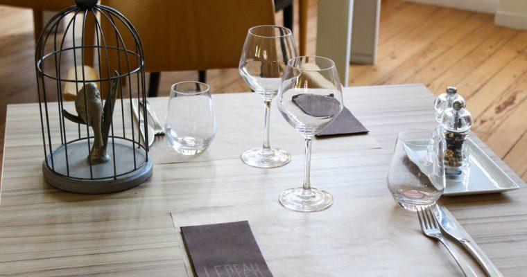 Horaires & Réservation Restaurant