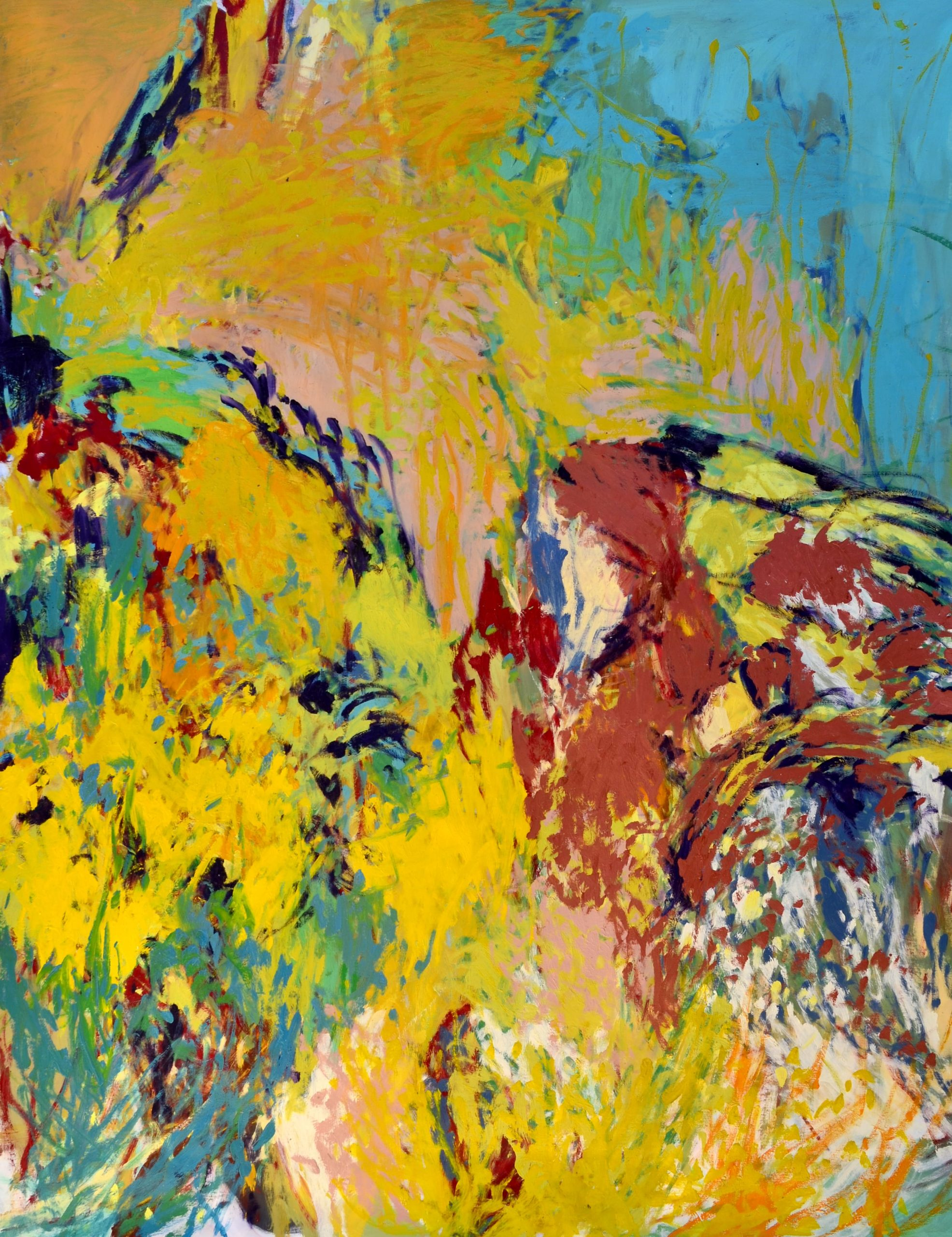 "Exposition Clotaire Lehoux, ""Offrande"""
