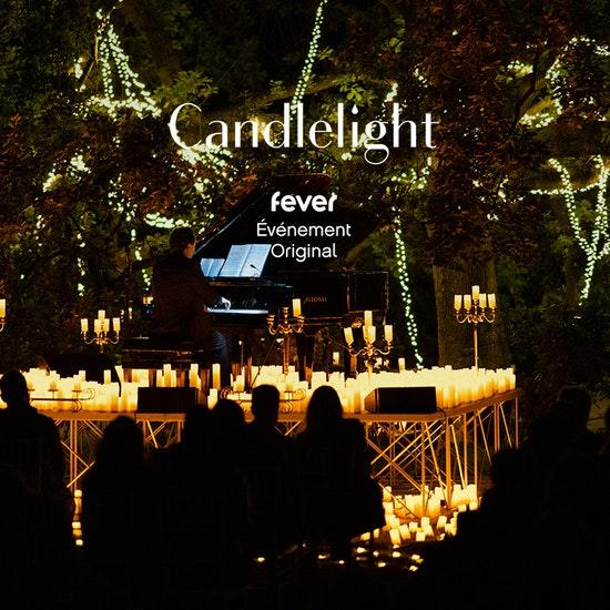 Concert à la chandelle CANDLELIGHT – Ludovico Einaudi, piano solo à la bougie