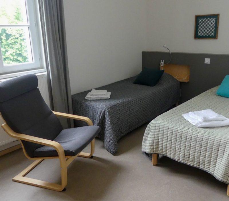 Chambre d'hôtel twin à louer dans Bordeaux