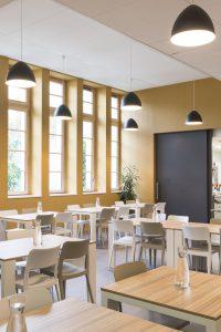 Salle de la Cafétéria-Self LE BEAU LIEU dans Bordeaux