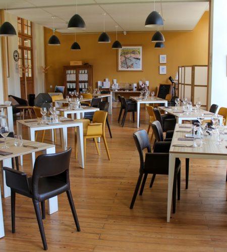 Salle du restaurant Le Beau Lieu dans Bordeaux