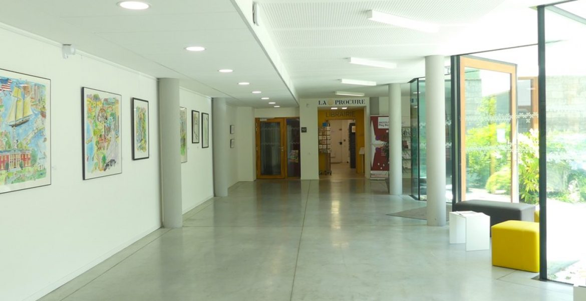 Expositions Hall