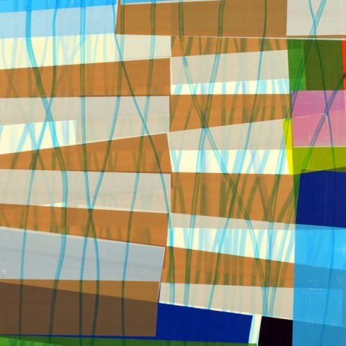 série-de-collages-artistiques-de-l-artiste-laurent-valera-en-ruban-adhésif-coloré