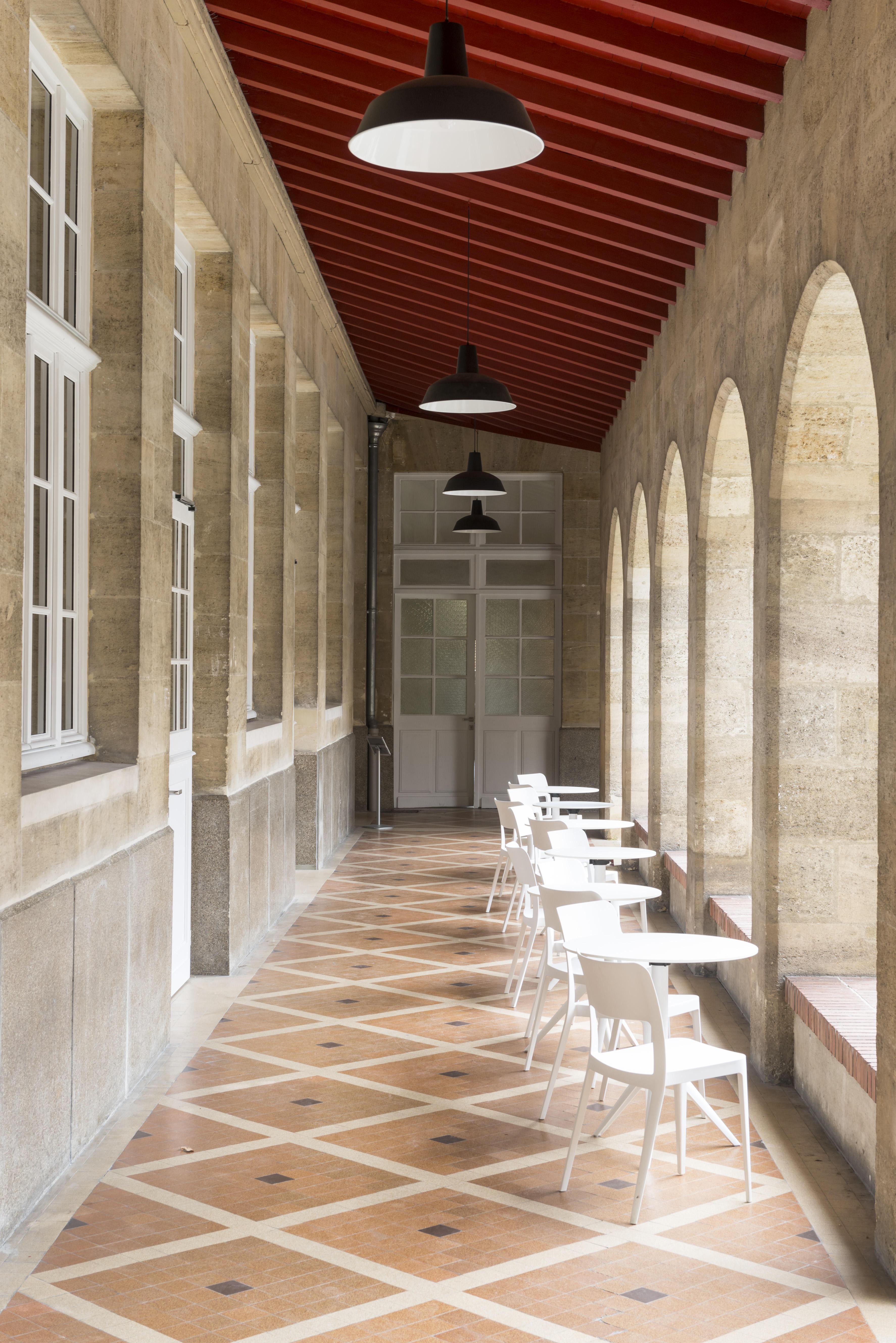 Restaurant à Bordeaux le Beau Lieu