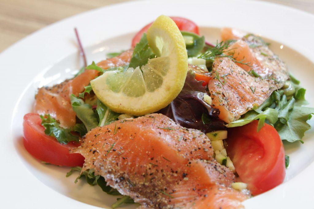 Restaurant Le Beau Lieu : des produits frais et de saison